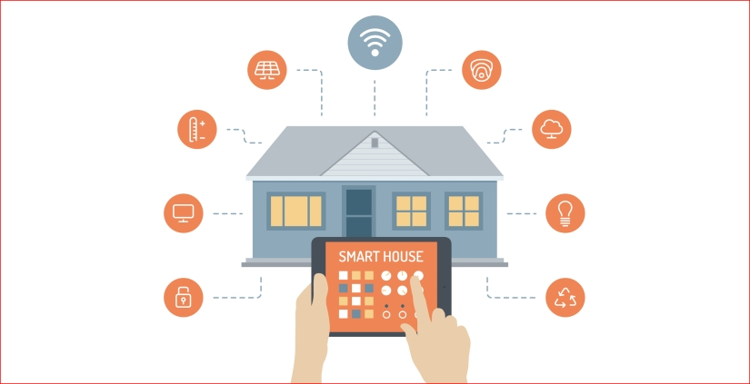 The idea of Home Automation